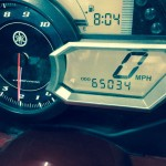 65,034 miles in 224 days